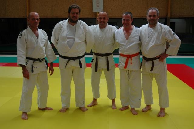 Groupe de Jujitsu